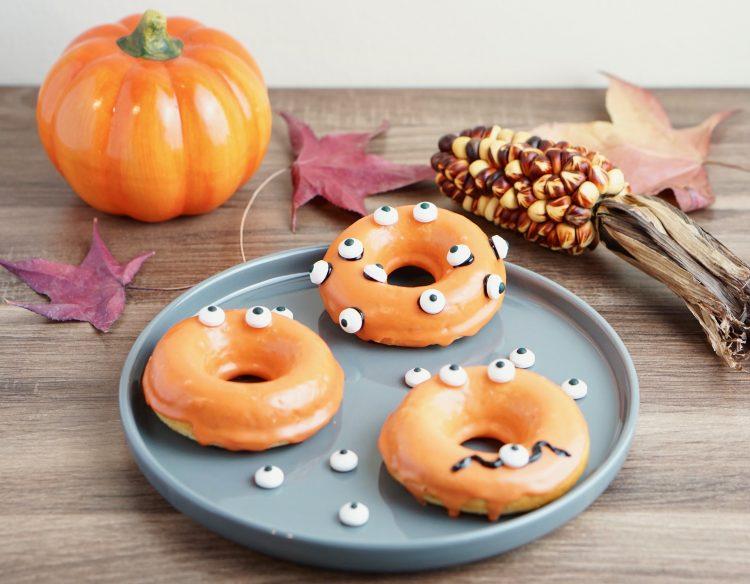 Fettarme Limetten Dinkel Donuts Aus Dem Backofen Histaminarm
