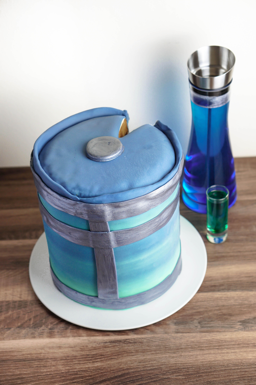 Glutenfreie Fortnite Torte Laktosefrei