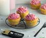 Vanille Cupcakes mit Frischkäse-Füllung / laktosefrei-histaminarm