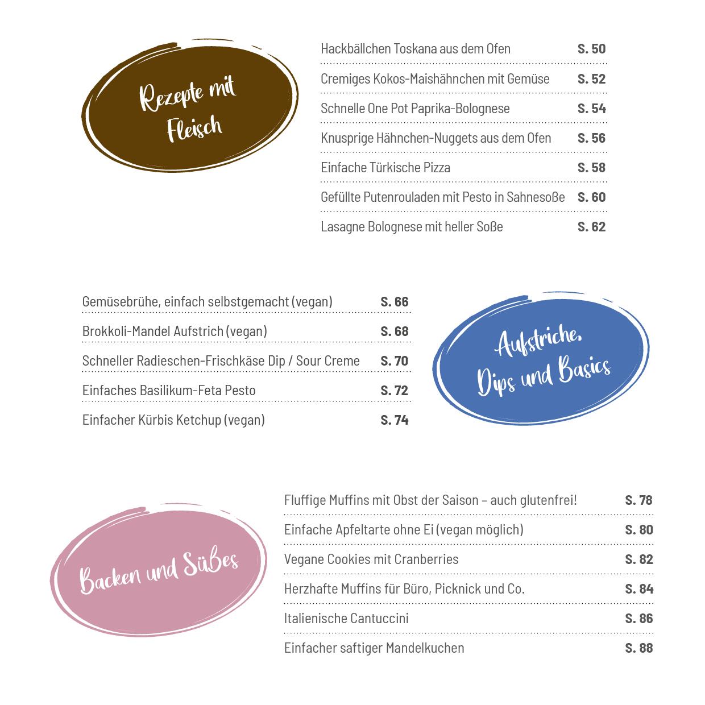 Eat Tolerant - Dein Kochbuch für den histaminarmen Alltag