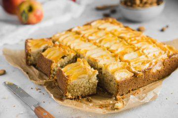 Apfel Mandel Kuchen Glutenfrei, Histaminarm