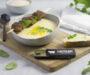 Türkische Joghurtsuppe mit Minzbutter und Köfte / Histaminarm-Glutenfrei-Laktosefrei