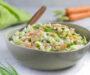 15 Minuten Krautsalat vom Spitzkohl /Histaminarm-Laktosefrei-Glutenfrei-Fruktosearm