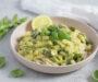 Schnelle Spargel Pasta in 25 Minuten – Histaminarm-Glutenfrei-Laktosefrei