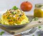 Schnelle Kürbis Pasta süß-sauer / Histaminarm-Glutenfrei-Laktosefrei-Vegan