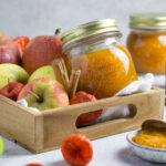 Apfel Kürbis Marmelade Eat Tolerant